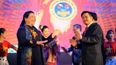 Vietnam-Laos Youth Friendship Meeting 2017 opens in Hanoi