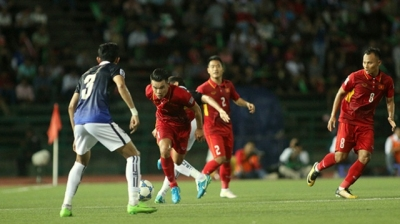 Vietnam earn first win at 2019 Asian Cup qualifying