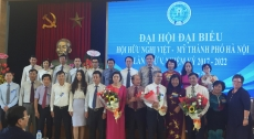 Vietnam-US Friendship Association convenes congress