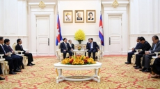 Hanoi, Phnom Penh urged to promote partnership