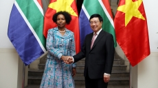 Vietnam, South Africa look to foster wide-ranging ties