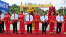 Freight route at Vietnam – China Border Gate opens to traffic