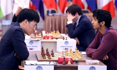 Quang Liem stops in second round of Chess World Cup