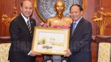 Boosting youth cooperation between HCMC, Laos and Cambodia