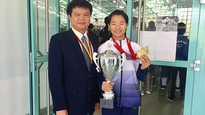 Nguyen Thi Ngoan wins milestone gold medal at world tournament in Germany
