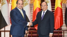 Vietnam, Egypt strive for US$1 billion trade