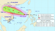 New strong storm likely to affect central provinces