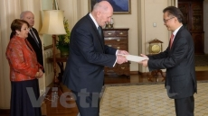 Vietnamese Ambassador to Australia presents credentials