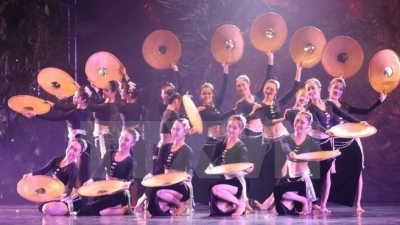 International Dance Festival gathers 300 artists from 14 foreign countries