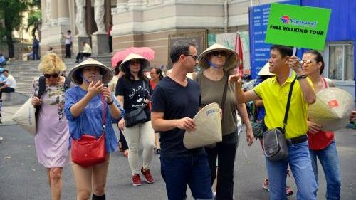 Vietravel Hanoi to offer five free walking tours to visitors