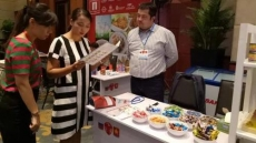 Russian food and beverages introduced to Hanoi customers
