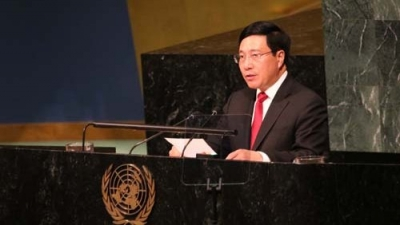 Vietnam's integration achievements highlighted  at the UN General Assembly debate
