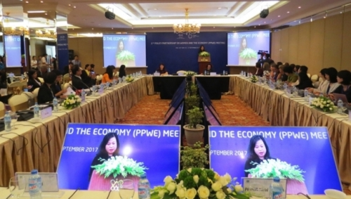 APEC policy partnership promotes women's economic participation