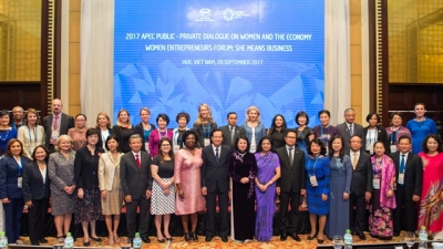 APEC dialogue facilitates progress in women's entrepreneurship