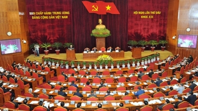 October 2-8: Party Central Committee opens sixth session