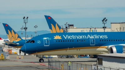 Vietnam Airlines nets revenue of over VND2.3 trillion in first nine months
