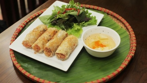 Vietnam Cuisine Culture Association makes its debut