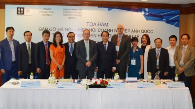 Hanoi seeks to strengthen economic partnership with British businesses