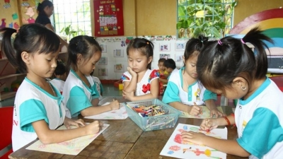 Vietnam targets higher pre-school education quality