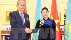 NA Chairwoman wishes for increased trade with Kazakhstan