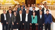 Prime Minister works with Bac Ninh province on economic development