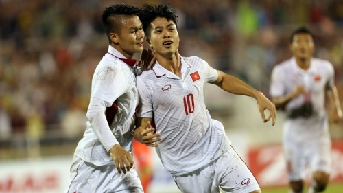 Vietnam drawn in tough group at 2018 AFC U23 Championship finals