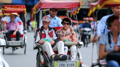October the 7th month to witness Vietnam welcoming over 1 million international visitors