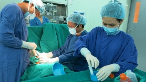 Vietnam performs world's first stem cell transplant in treatment of bronchopulmonary dysplasia