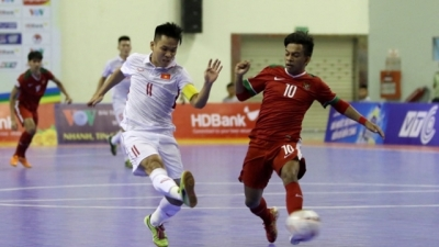 AFF Futsal Championship: Trong Luan shines to help Vietnam beat Indonesia 4-3
