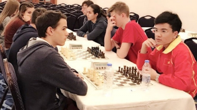 Vietnam claims two rapid chess titles at world youth championships