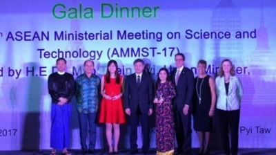 Young Vietnamese lecturer honoured for winning ASEAN-US science prize