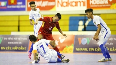 Beaten in semifinals, Vietnam face Myanmar in third-place playoff