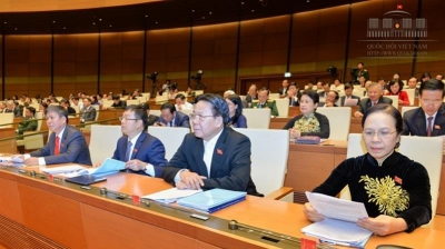 Vietnam's parliament discusses bill on special economic zones