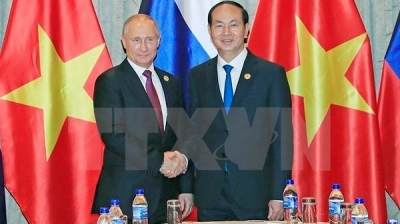 APEC 2017: Vietnam, Russia cooperate in international information security
