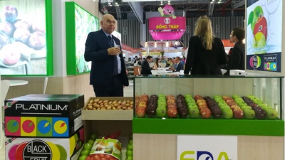 Over 400 enterprises join Vietnam international food expo