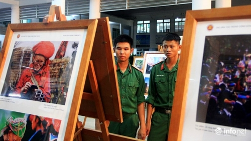 Exhibition boasts beauty of land, people and culture of ASEAN countries