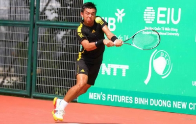 Ly Hoang Nam storms into Vietnam F2 Futures final