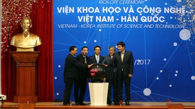 Vietnam-Korea Institute of Science and Technology kicked off