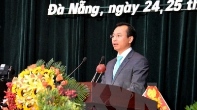 Former Da Nang leader dismissed from chairman position of municipal People's Council