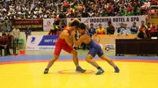 Southeast Asian Wrestling Championships kicks off
