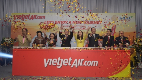 Vietjet to open Da Lat - Bangkok route in mid-December