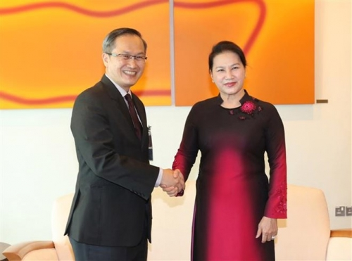 November 20-26: NA Chairwoman begins official visit to Singapore