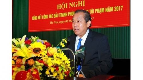 Deputy PM urges for better crime prevention in border areas