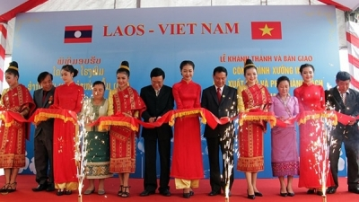 Vietnam-funded printing house project delivered to Laos