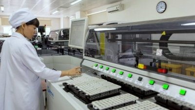 Vietnam's first public hospital meets Westgard Sigma testing standards