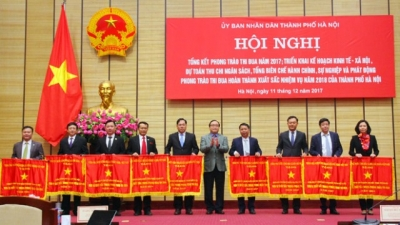 Hanoi officials urged to better serve local people