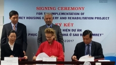 ROK supports Vietnam in recovery from typhoon consequences