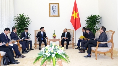 PM: Vietnam working to improve business climate