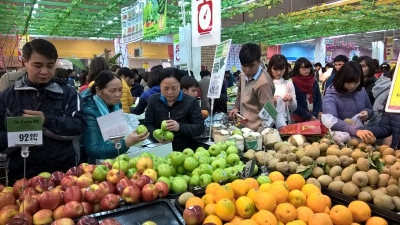 Vietnam listed among top six most-attractive retail markets