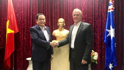 Vietnam Fatherland Front to help push aquatic exports to Australia